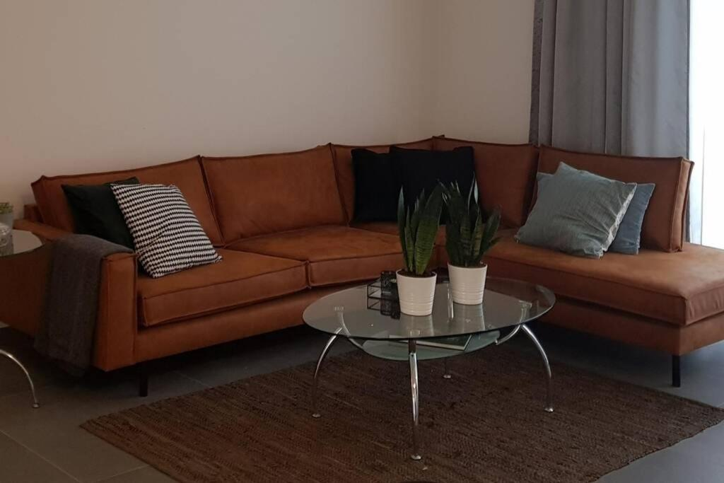 A seating area at Luxurious house @ Beautiful Maastricht near centre