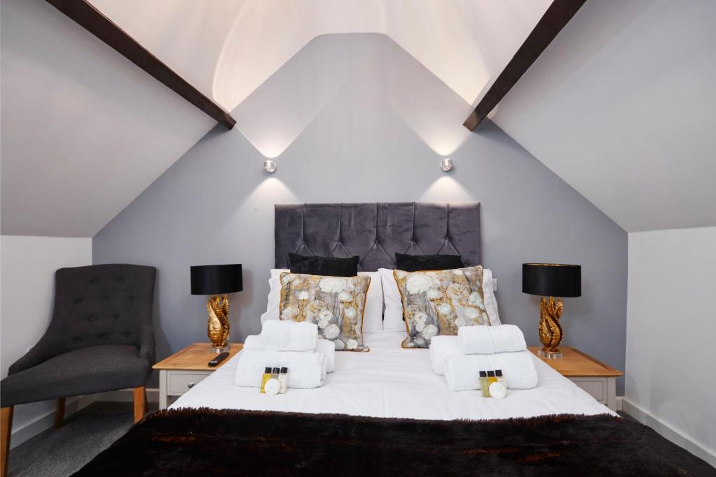 Kegworth House - Laterooms