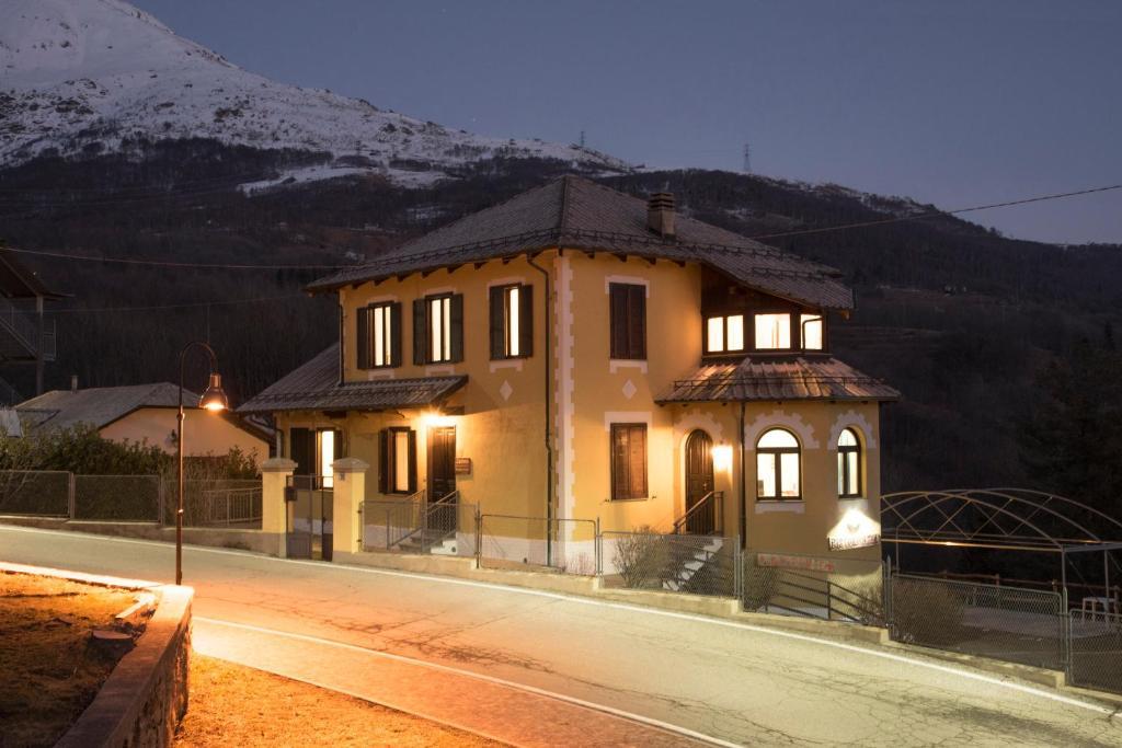 Camere Villa Lunardini