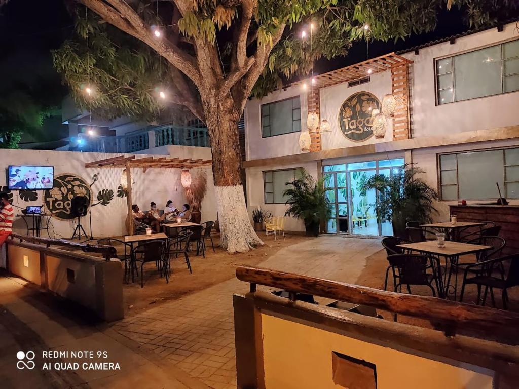 Tagal Hotel
