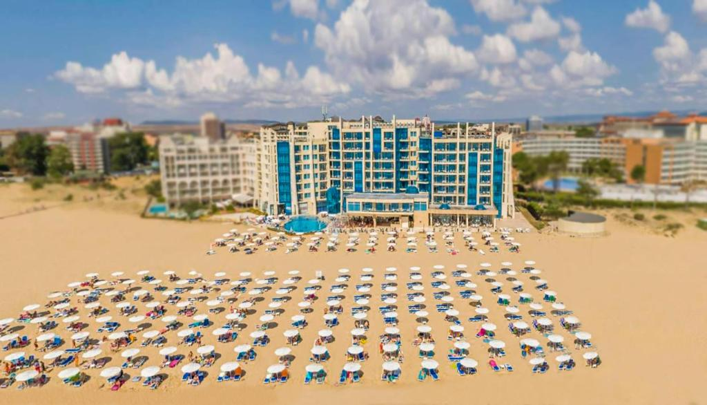 Blue Pearl Hotel - Ultra All - Inclusive Sunny Beach, Bulgaria