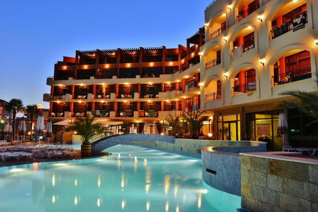 Hotel Nobel Sunny Beach, Bulgaria