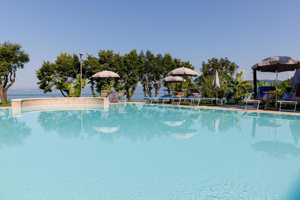 The swimming pool at or near Hotel San Marco