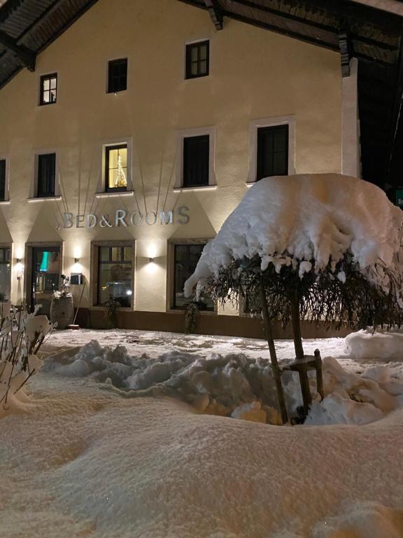 Bed & Rooms, Wörgl im Winter