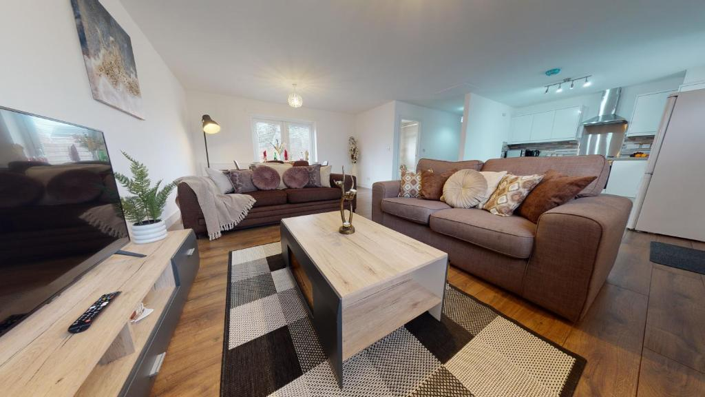 Srk Serviced Accommodation Peterborough 2 Bedroom Luxury Apartment Business Leisure Contractors Peterborough Updated 2021 Prices