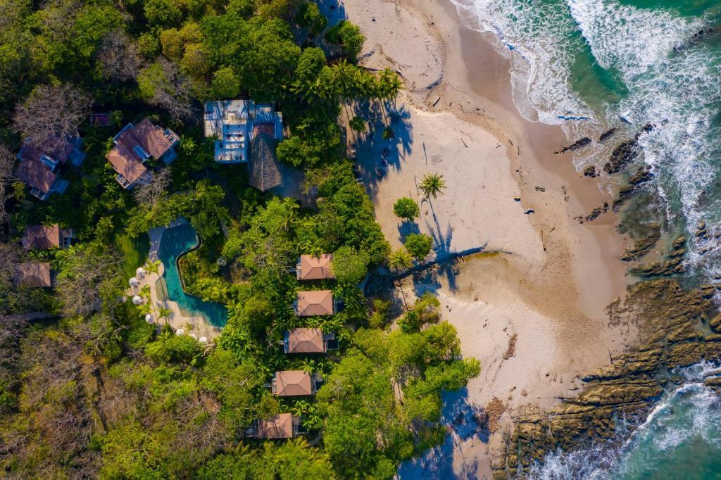 A bird's-eye view of Hotel Nantipa - A Tico Beach Experience