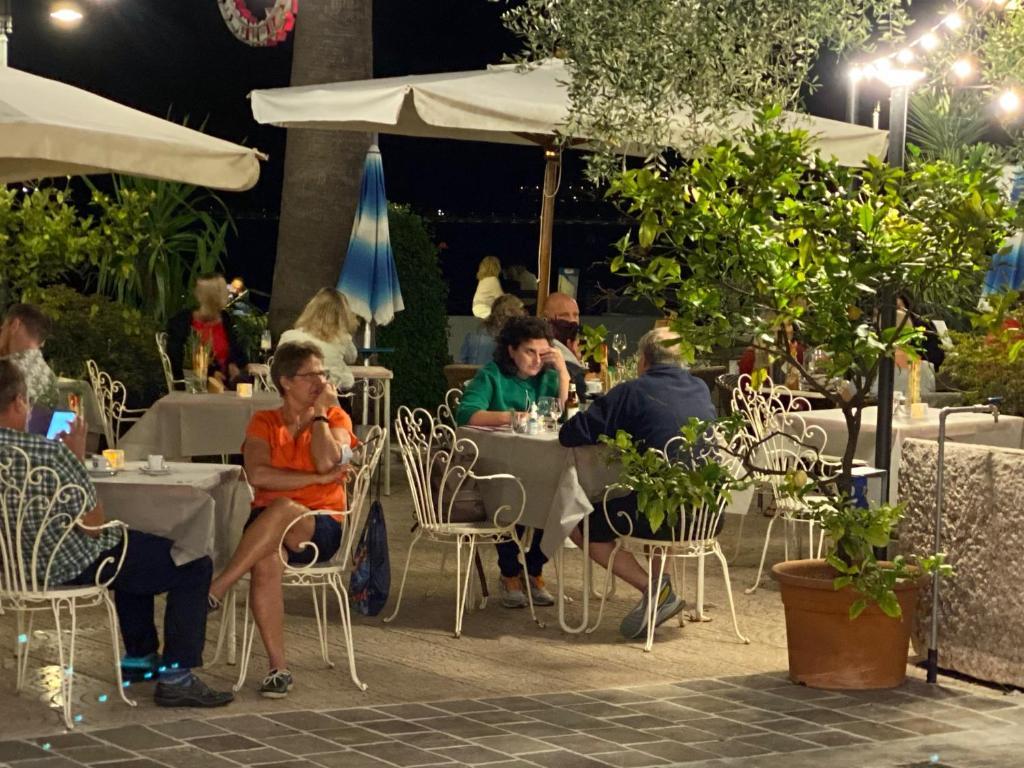 Albergo Bellavista Limone sul Garda, Italy
