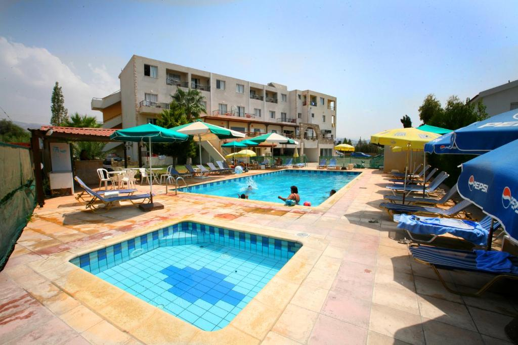 Πισίνα στο ή κοντά στο Petsas Apartments