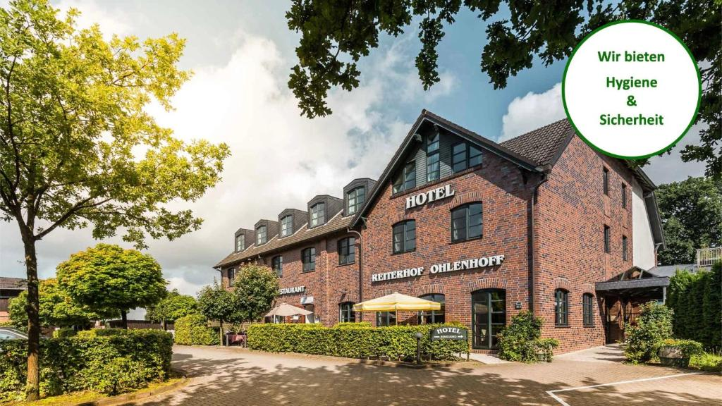 Hotel Ohlenhoff Norderstedt, Germany