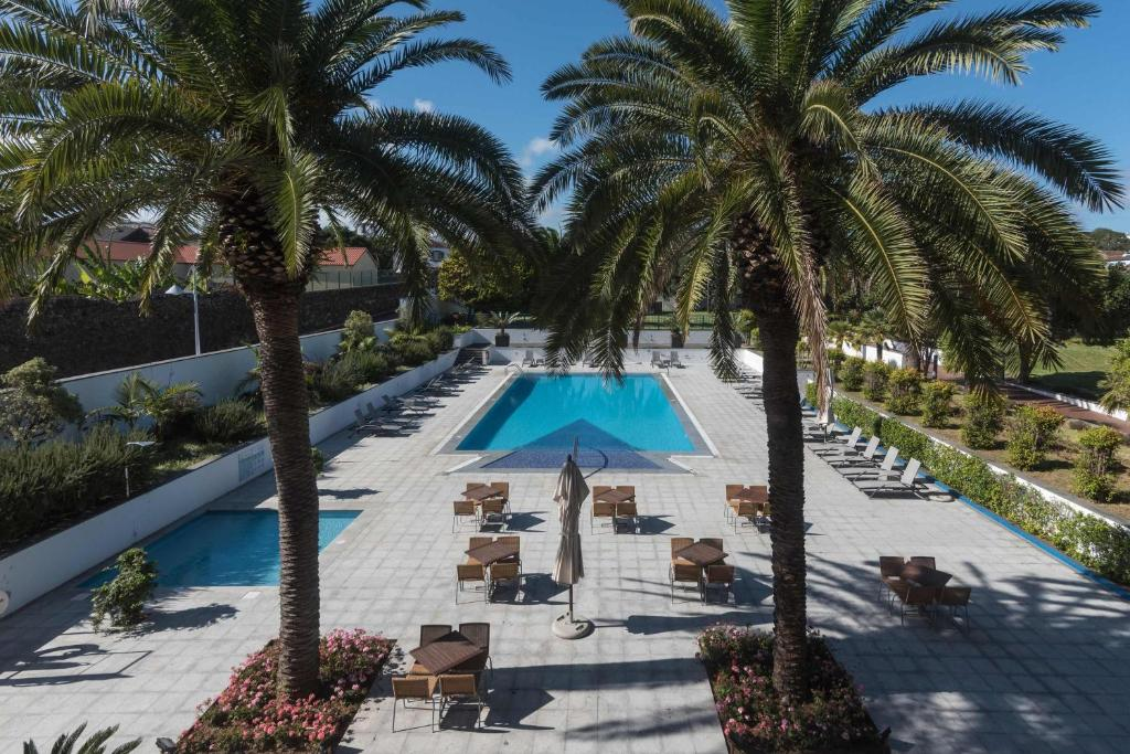 A view of the pool at Azoris Royal Garden – Leisure & Conference Hotel or nearby