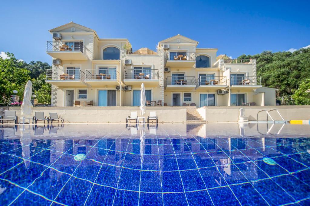 Πισίνα στο ή κοντά στο Spileo House Boutique Apartments - Adults Only