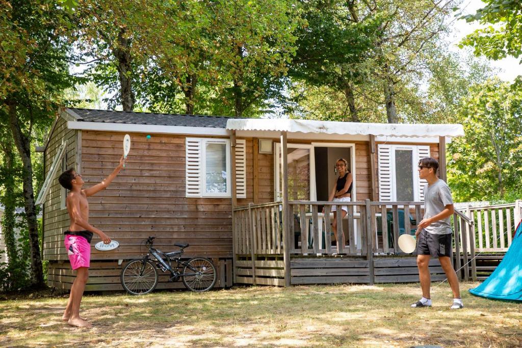 Camping de Fréaudour