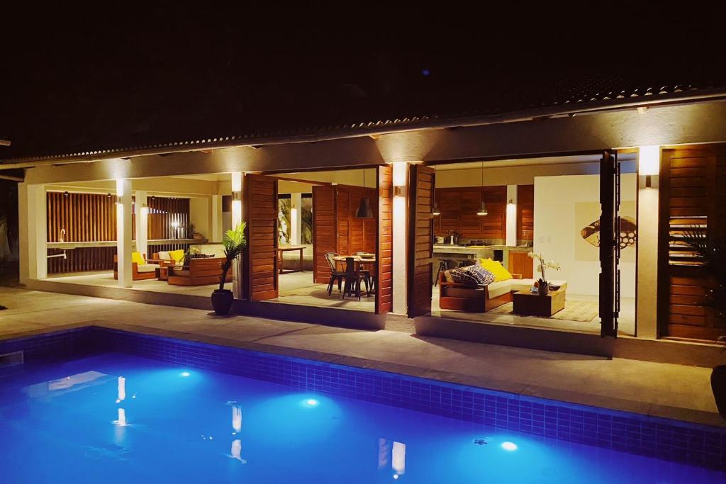 Casa Mundaú Tropical Beach Villa