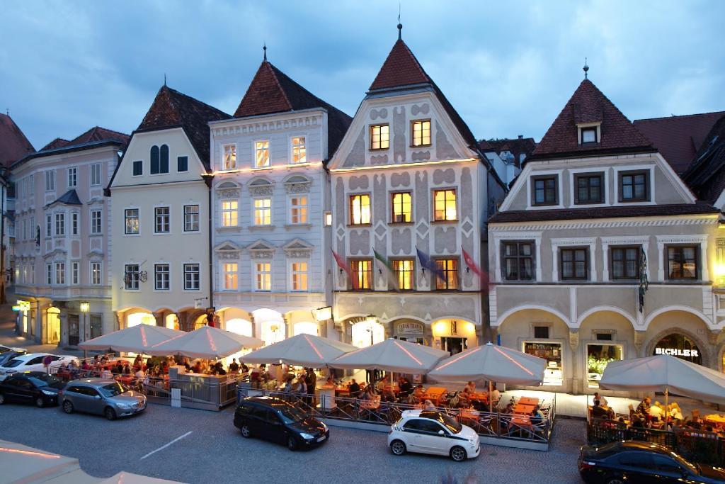 Stadthotel Styria Steyr, Austria