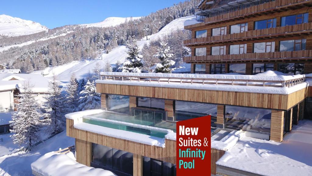 Alpen Village Hotel Livigno, Italy