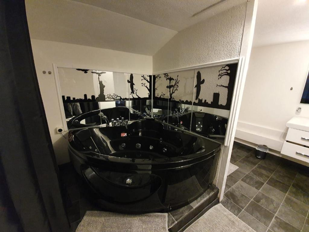 Ein Badezimmer in der Unterkunft San Marco Vip