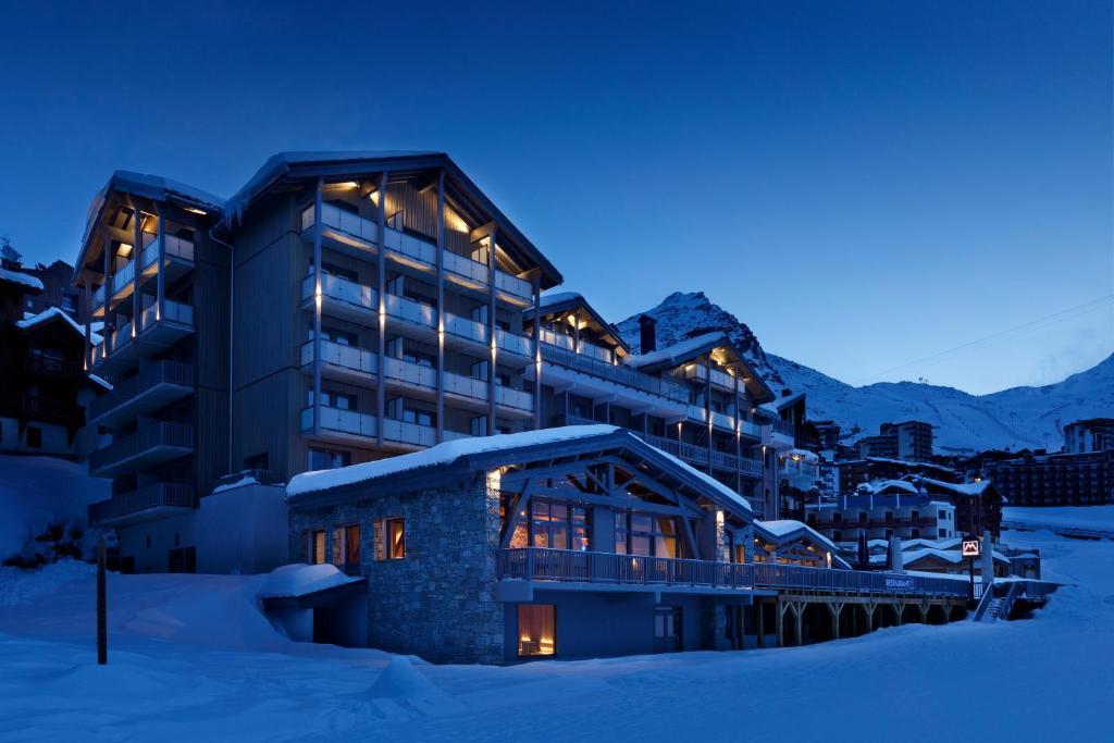 Hotel Academie des Neiges Val Thorens, France