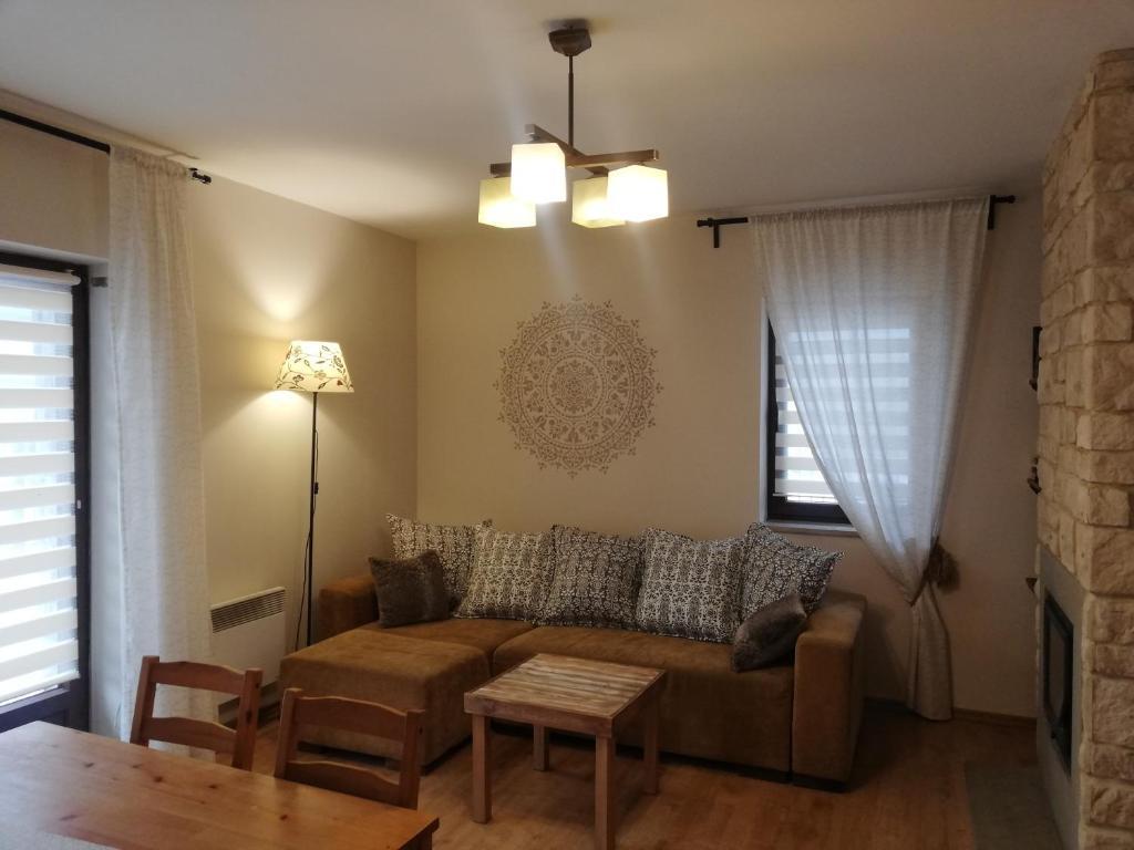 Część wypoczynkowa w obiekcie Apartamenty Kazimierz