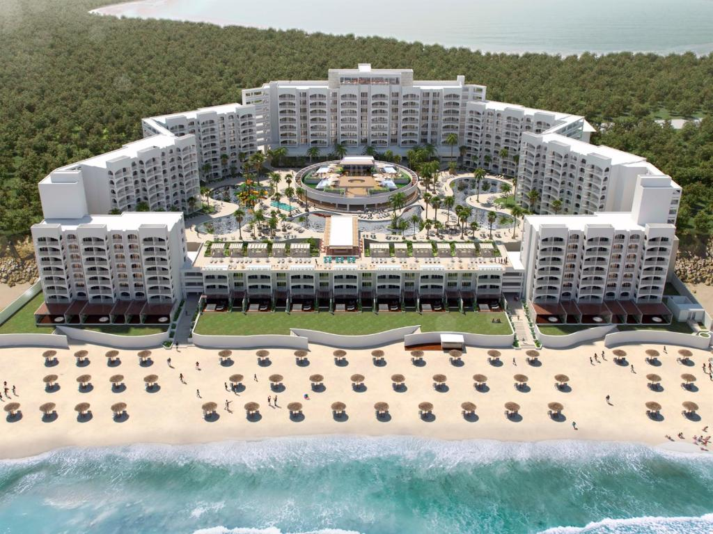 A bird's-eye view of Royal UNO - All Inclusive Resort & Spa