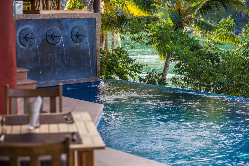 The swimming pool at or near Villa Lala Boutique Hotel