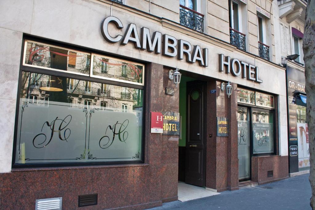 Hotel Cambrai Paris, France