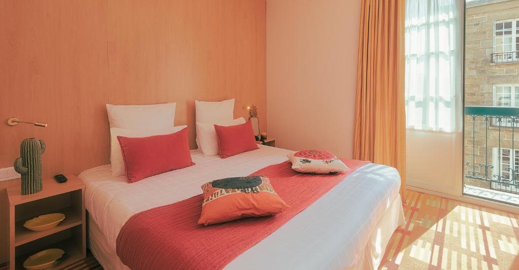 Comfort Hotel Dinard Balmoral - Laterooms
