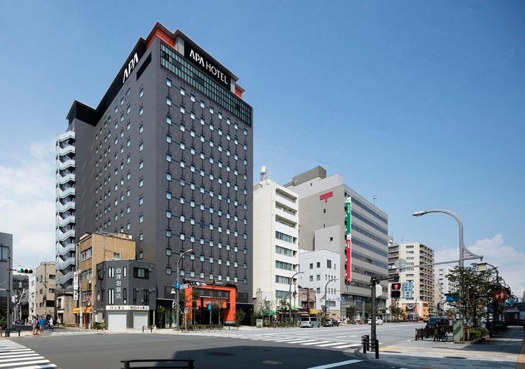 Het gebouw waarin het economy hotel zich bevindt