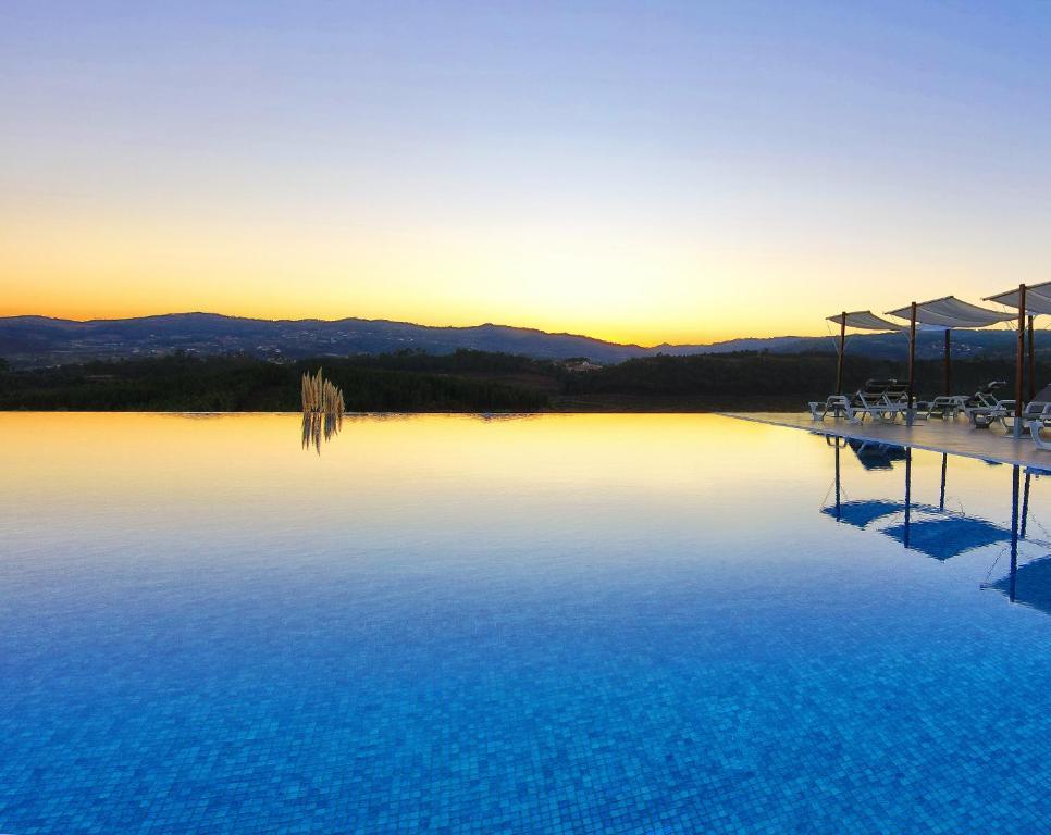 A piscina em ou perto de Agua Hotels Mondim de Basto