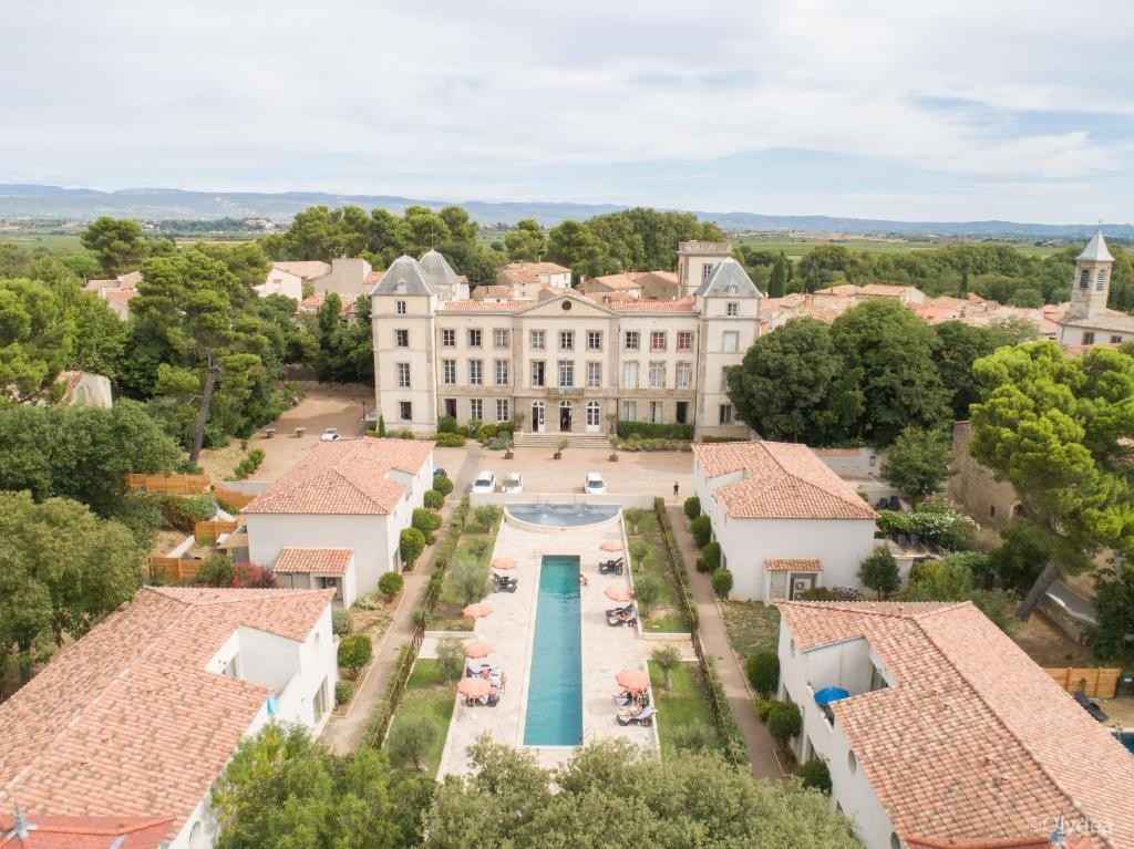A bird's-eye view of Adonis La Redorte By Olydea
