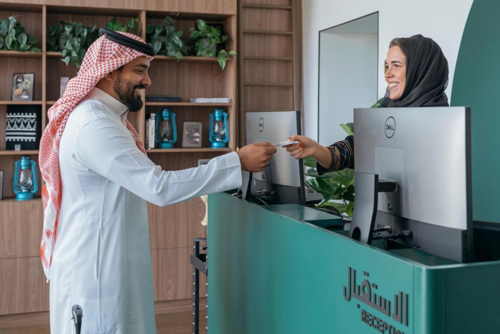 Funcionários de Shada Hotel Al Shati