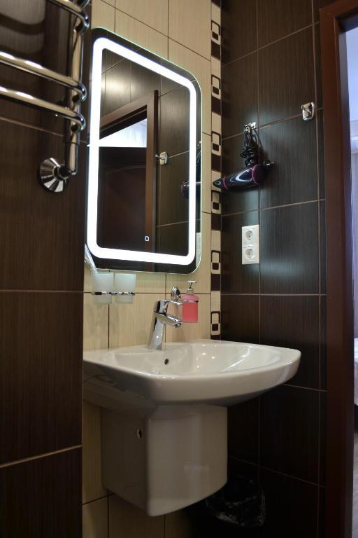 Ванная комната в Slavyanskaya