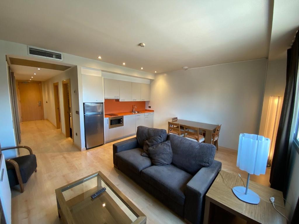 Zona de estar de Apartamentos Dream Park