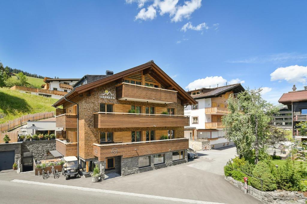 Berghotel Sonnblick Lech am Arlberg, Austria