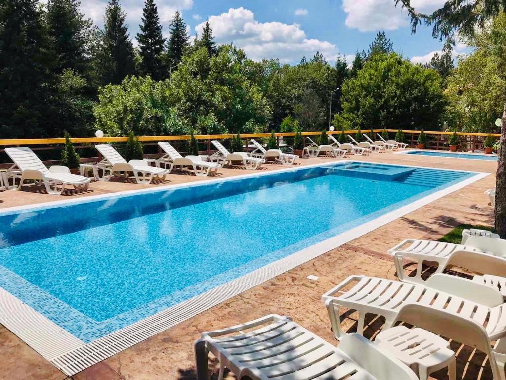 Hotel Tiron Starozagorski Bani, Bulgaria
