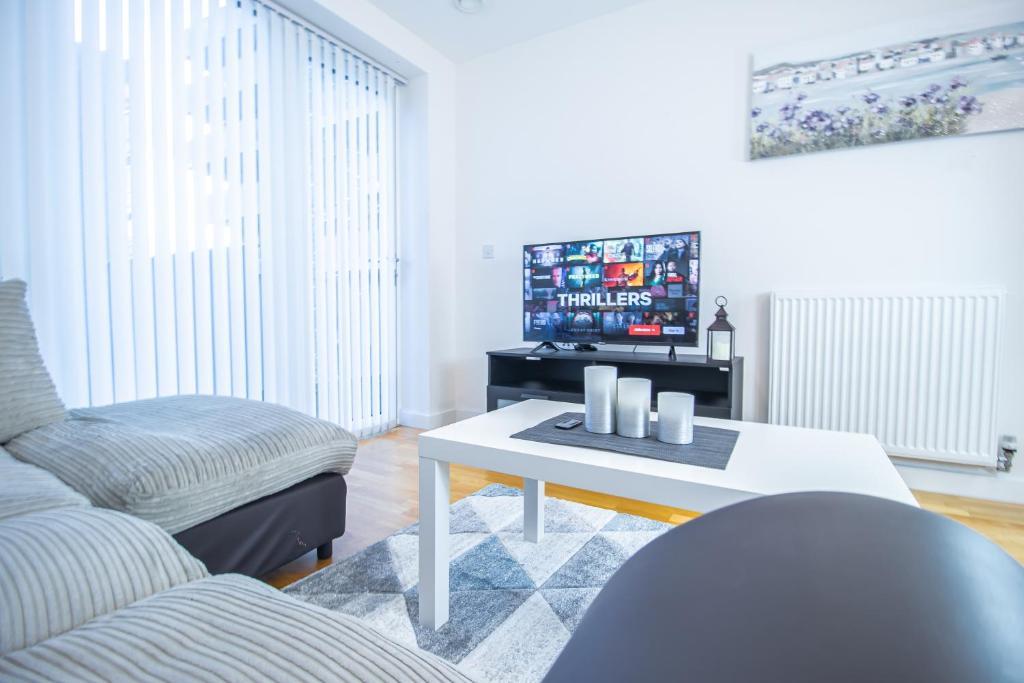 Modern luxury apartment near Windsor and Heathrow