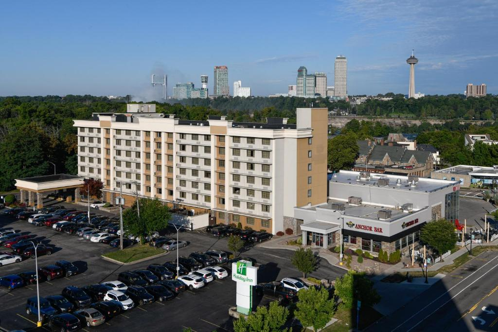 A bird's-eye view of Holiday Inn Niagara Falls-Scenic Downtown, an IHG Hotel