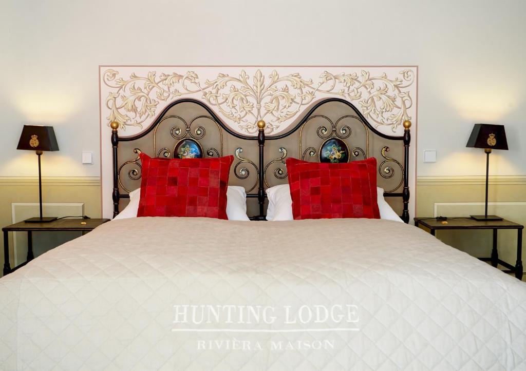 Кровать или кровати в номере Gästehaus Schönitz