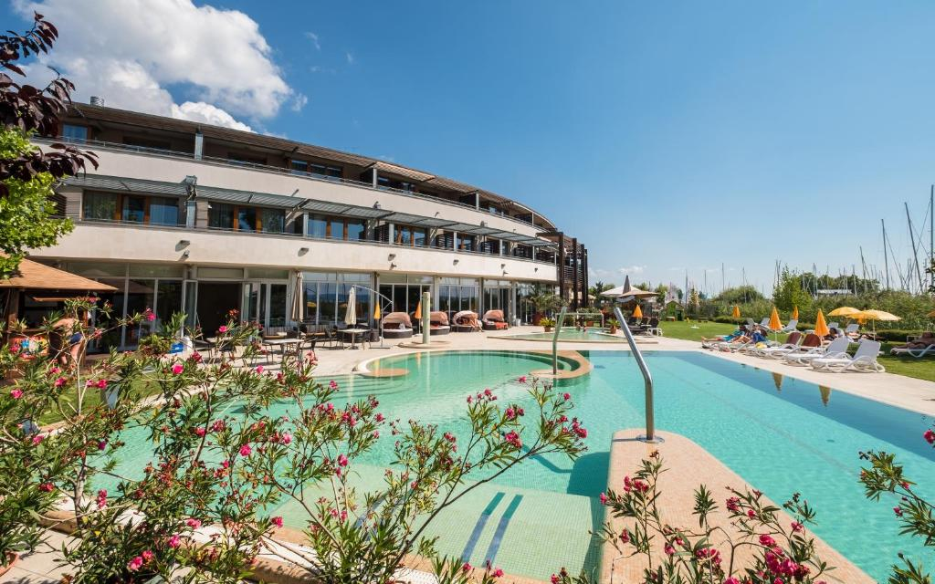 Hotel Silverine Lake Resort Balatonfured, Hungary