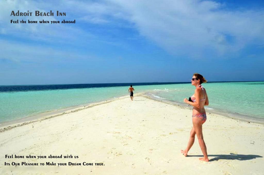 O plajă de la sau din apropierea acestei pensiuni