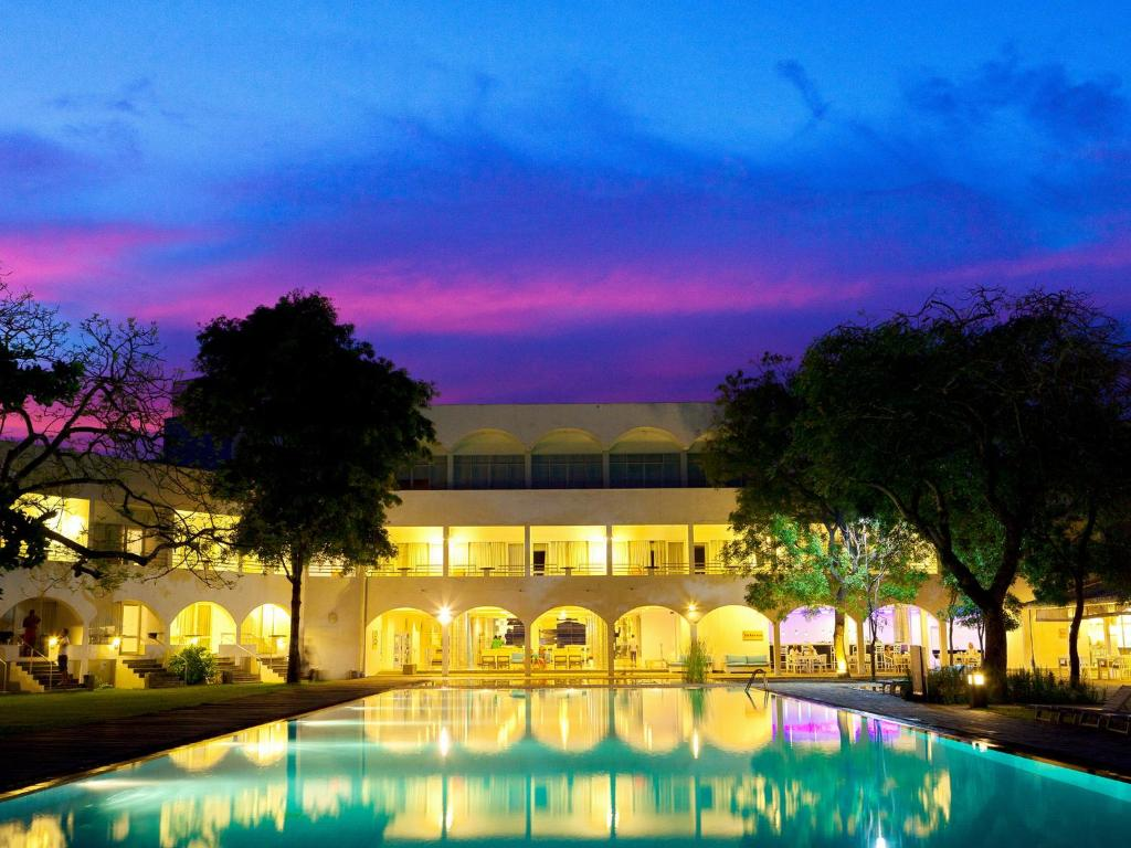 The swimming pool at or near Trinco Blu by Cinnamon