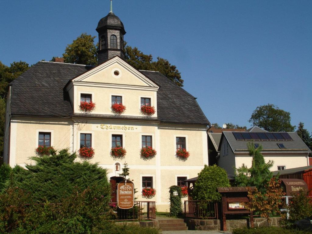 Landhotel Thurmchen Schirgiswalde, Germany