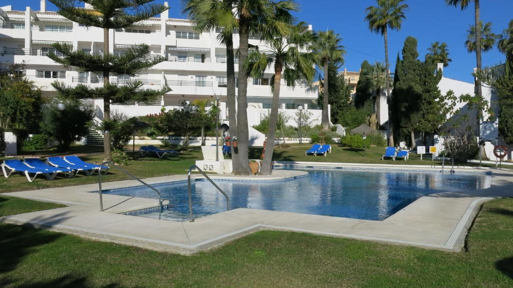 The swimming pool at or close to Casa Agnethe