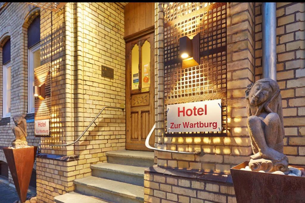 Hotel Zur Wartburg Rheda-Wiedenbruck, Germany