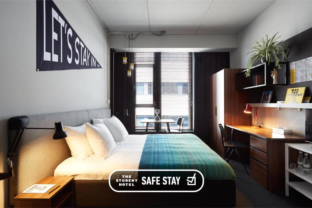 The Student Hotel Amsterdam City - Laterooms