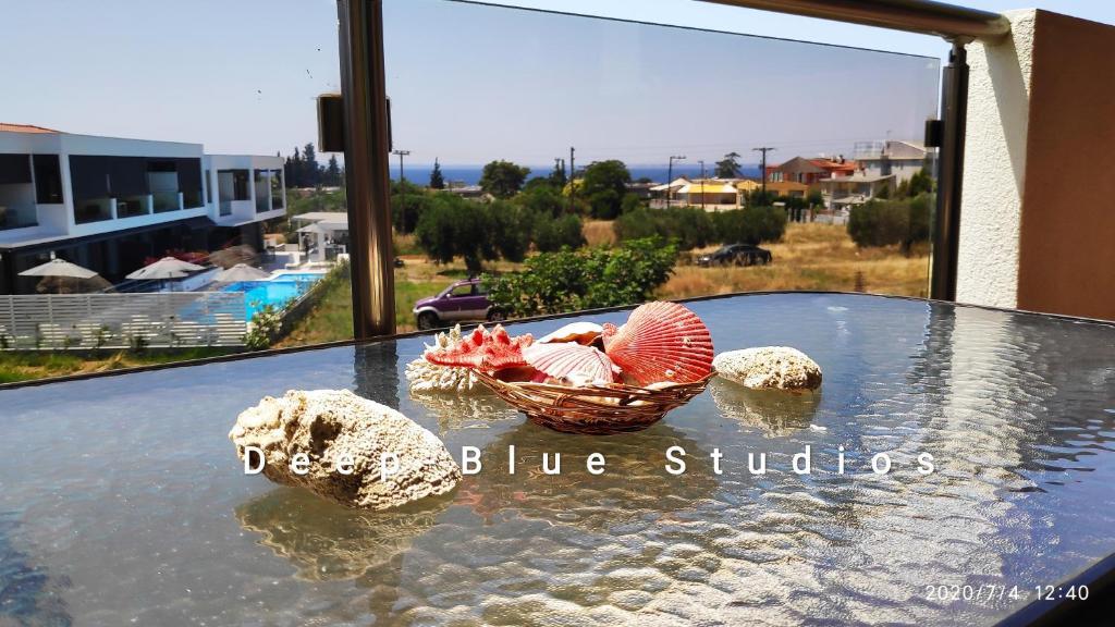 Deep Blue Halkidiki - Relaxation Studios-Apartments