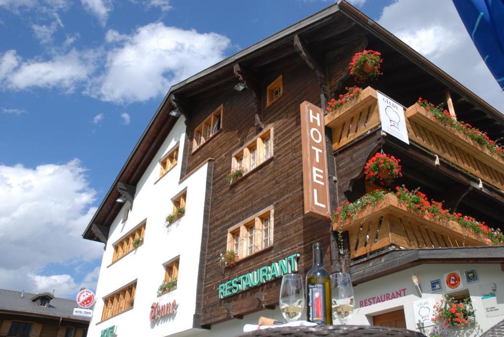 Hotel Tenne Reckingen - Gluringen, Switzerland