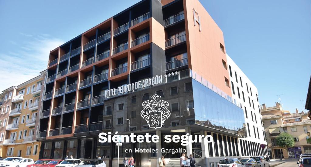 Hotel Pedro I De Aragon 4 Estrellas SUPERIOR