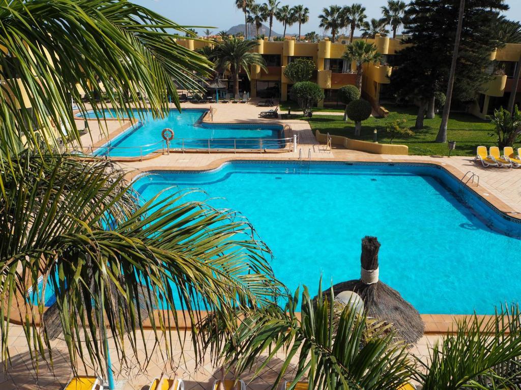 Vista de la piscina de Atlantic Garden Beach Mate o alrededores