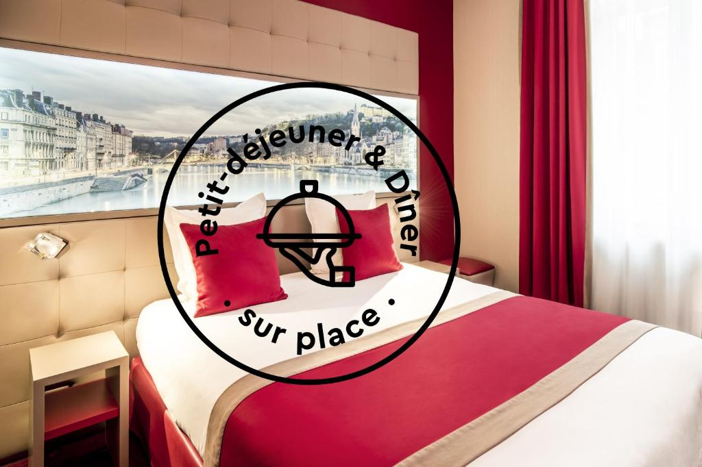 Hotel des Savoies Lyon Perrache Lyon, France