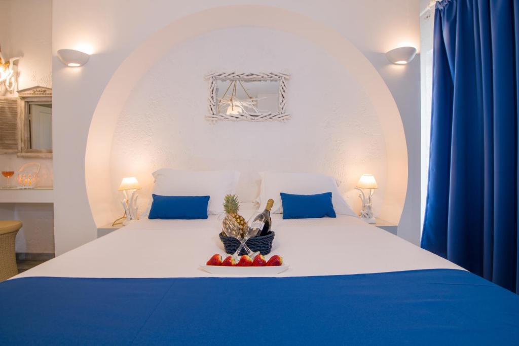 Letto o letti in una camera di Seagull Hotel and Apartments